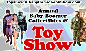 Albany Baby Boomer Collectibles and Toy Show April 6th @ Holiday Inn | Albany | New York | United States