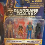 Guardians of the Galaxy Toys Found at Retail