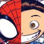 Skottie Young Spider-Verse Variant Covers
