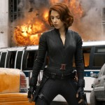 CBMB: New Black Widow Photo from Avengers 2 Set