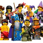 Lego Minifigures Series 12 Image