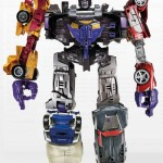 SDCC Transformers Generations Stunticons/Menasor Combiner Action Figure Images