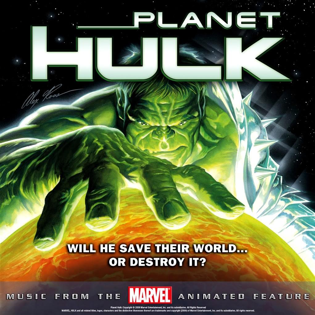 Image result for planet hulk movie