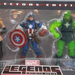 First Peek at SDCC Marvel Legends Action Figures