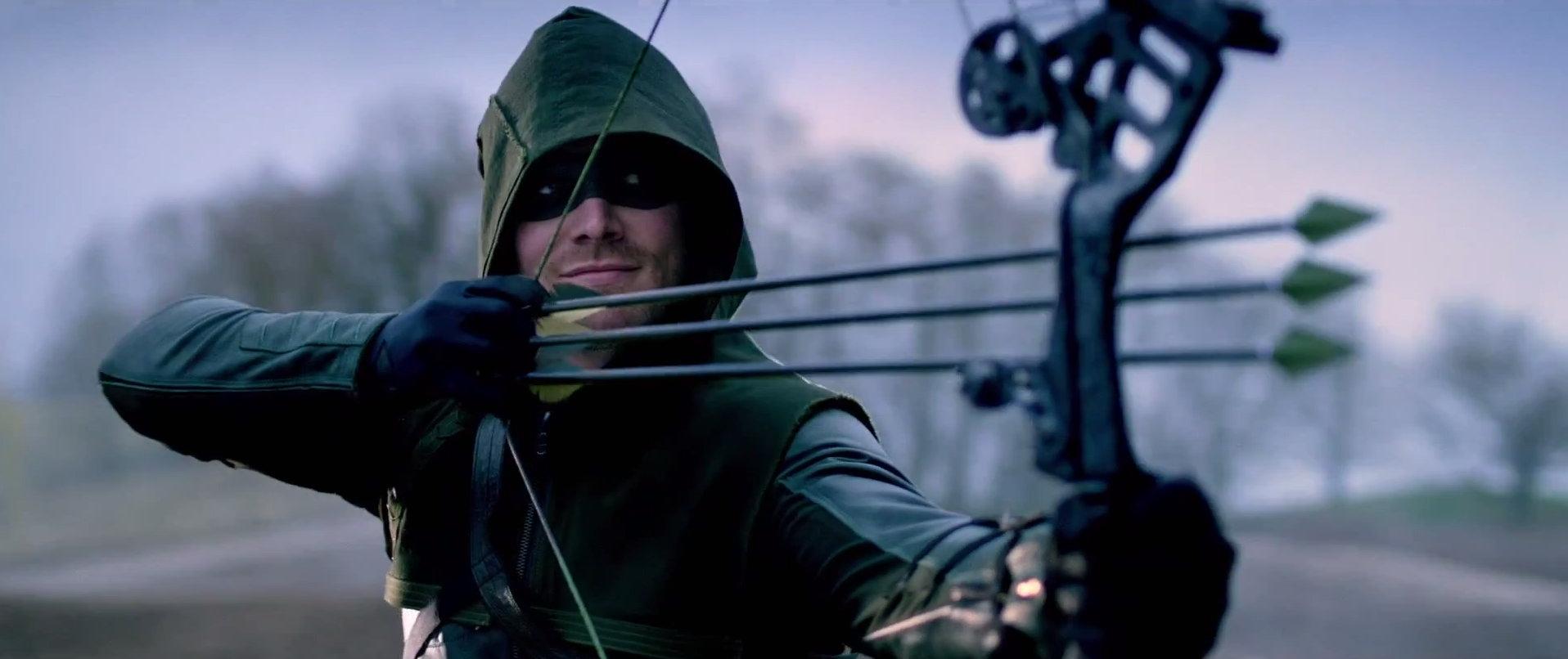 SDCC First Look At Season Of Arrow We Geek Girls