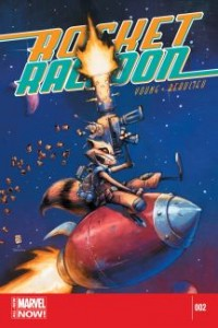 RocketRacoon#2cover
