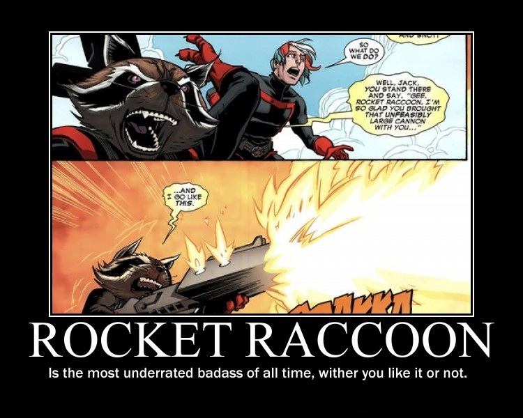"REVIEW: ""Rocket Racoon #2"" Thrusting Woodland Creature"