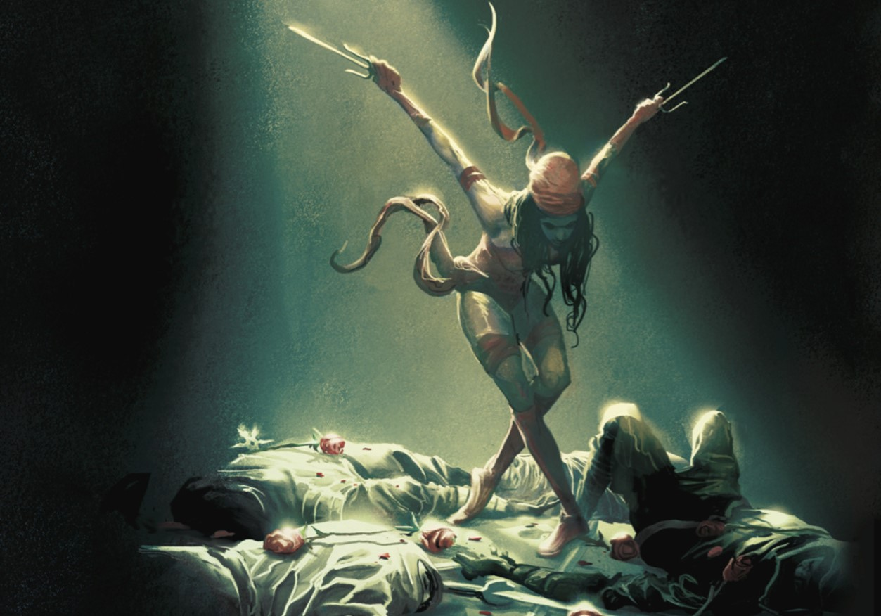 "REVIEW: ""Elektra #6"" Uncle Sai"