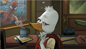 howard the duck - zdarsky