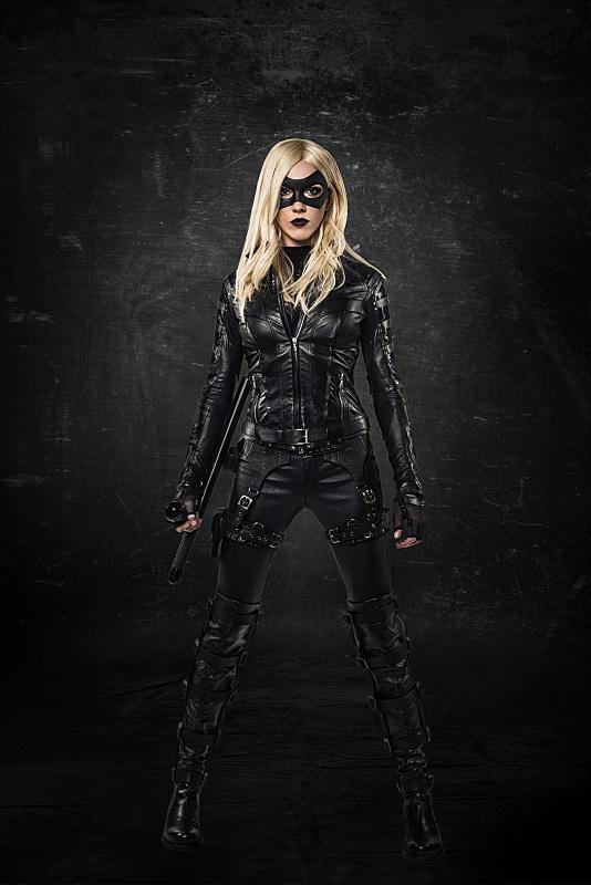Arrow's Black Canary 2