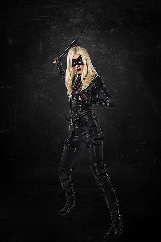 Arrow's Black Canary 3