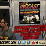 FBI's IncCast 111 Live from the Comic Depot
