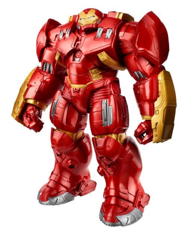 Hasbro Shows Off New Avengers: Age of Ultron Toys | FanboysInc
