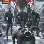 Inhumans Loom Large in First Look at Uncanny Avengers #1