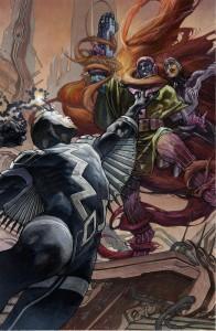 Uncanny Avengers #0 Simone Bianchi Variant