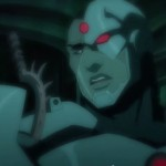 New JUSTICE LEAGUE: THRONE OF ATLANTIS Clip-Cyborg