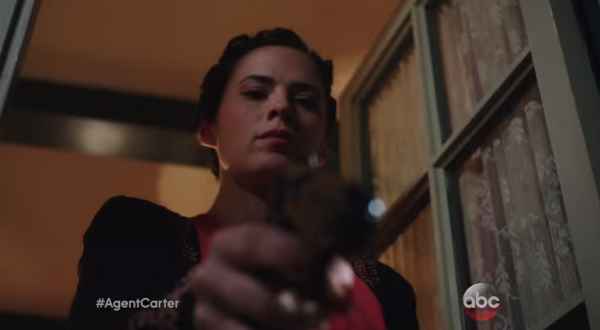 "TV REVIEW: Agent Carter ""Time and Tide"""