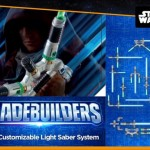 Hasbro Reveals Star Wars BladeBuilders Customizable Lightsabers