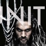 Batman vs. Superman's Jason Momoa Signs 'F— Marvel' on Aquaman Poster