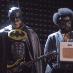 Who was that Caped Crusader in last nights Oscars?