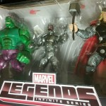 *UPDATE* New Marvel Legends Infinite Series Avengers 5-Pack Surfaces on Ebay