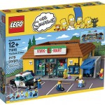 Simpsons Lego Kwik-E-Mart Set Revealed with Pics
