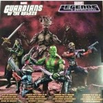 Marvel Legends Guardians of the Galaxy Boxed Set Coming Soon