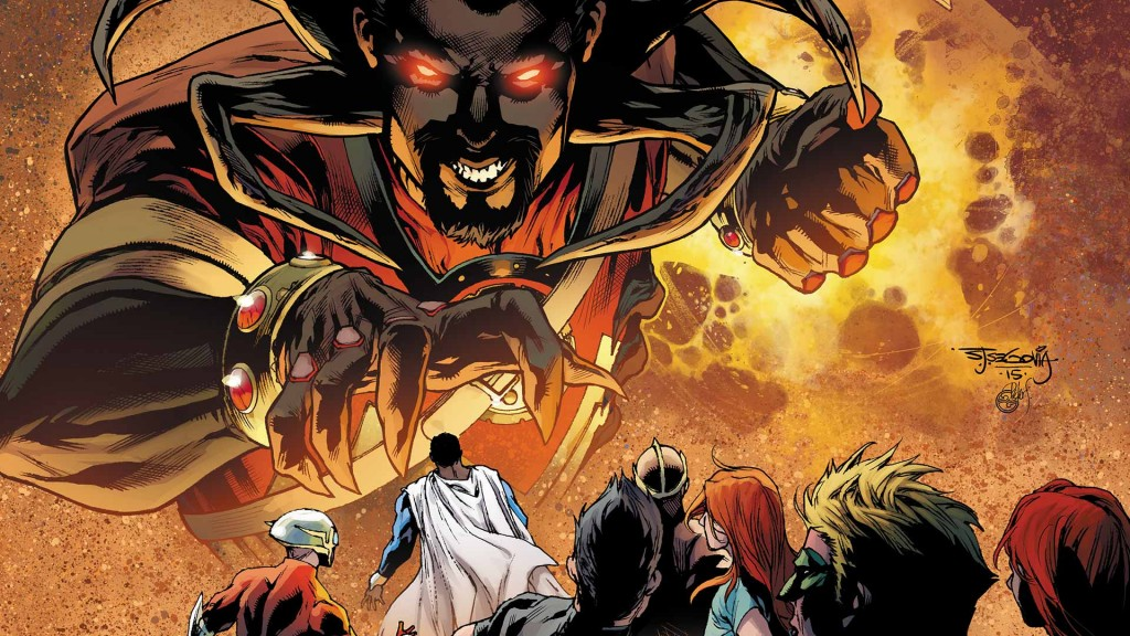 REVIEW: Convergence #4 - Fight For Survival