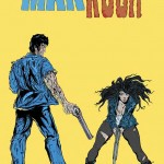 INDIE COMIC BOOK REVIEW: Man Vs. Rock Volume 1 – When Rocks Attack