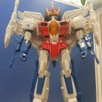 Hasbro's Transformers Combiner Wars Starscream First Peek