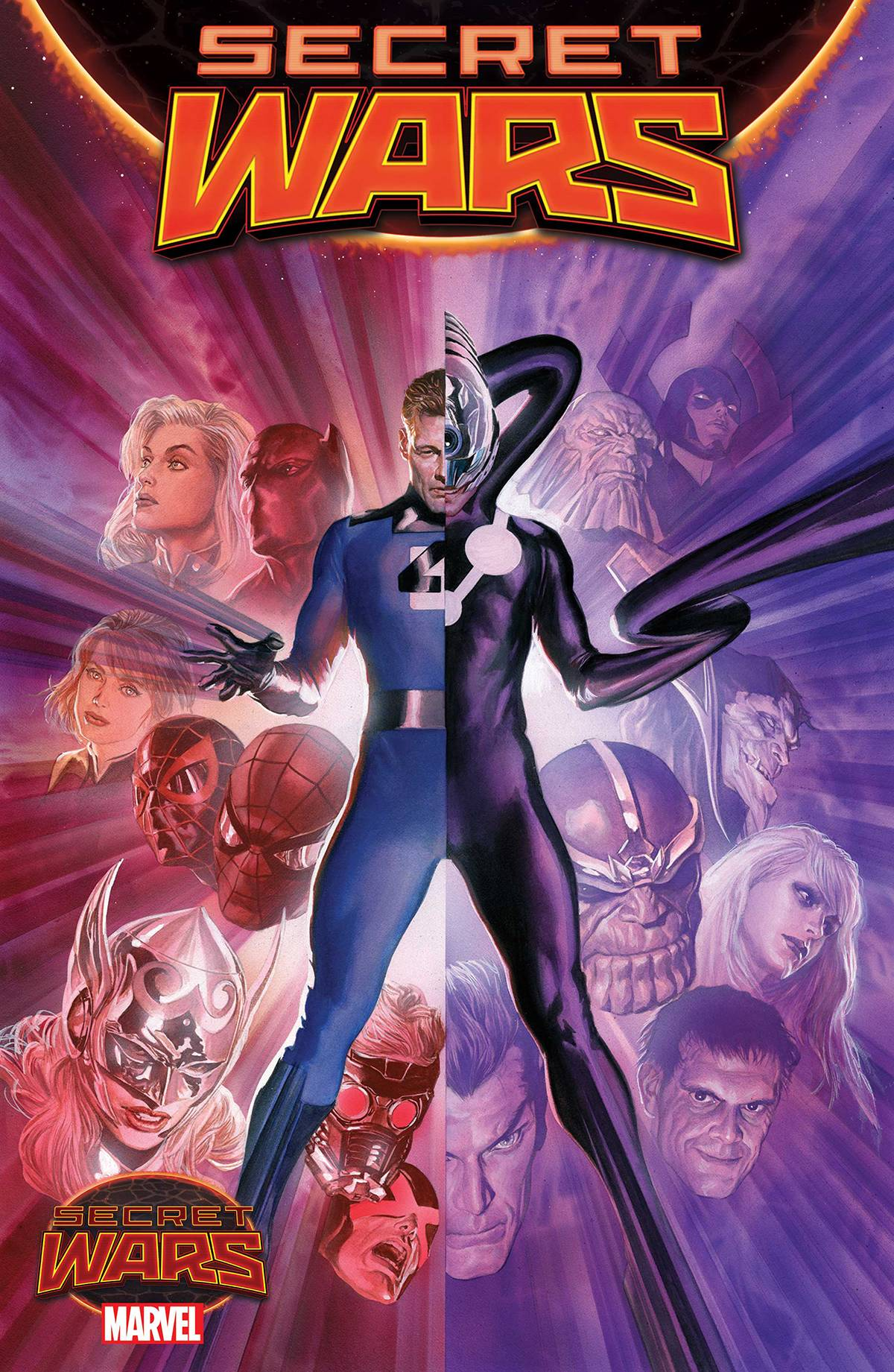 COMIC REVIEW: Secret Wars #3 - The Eye Of Doom