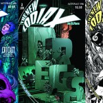 Indie Comic Review: The New Zodiax #3 – Cricket, The Dregs, and Podcasters Oh My!