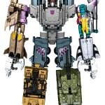 Transformers BotCon 2015 Combaticoncs/Bruticus Combiner Wars