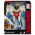 Transformers BotCon 2015 Leader Class Skywarp and Starscream