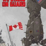Comic Review: We Stand On Guard – Welcome to the Two – Four