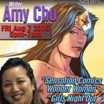 A Wonderful Interview with Comic Writer AMY CHU