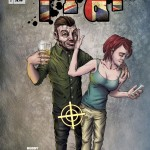 Indie Comic Review: Prat #1 - Violence! Swearing! British!