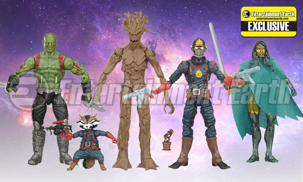 Good guardians of earth