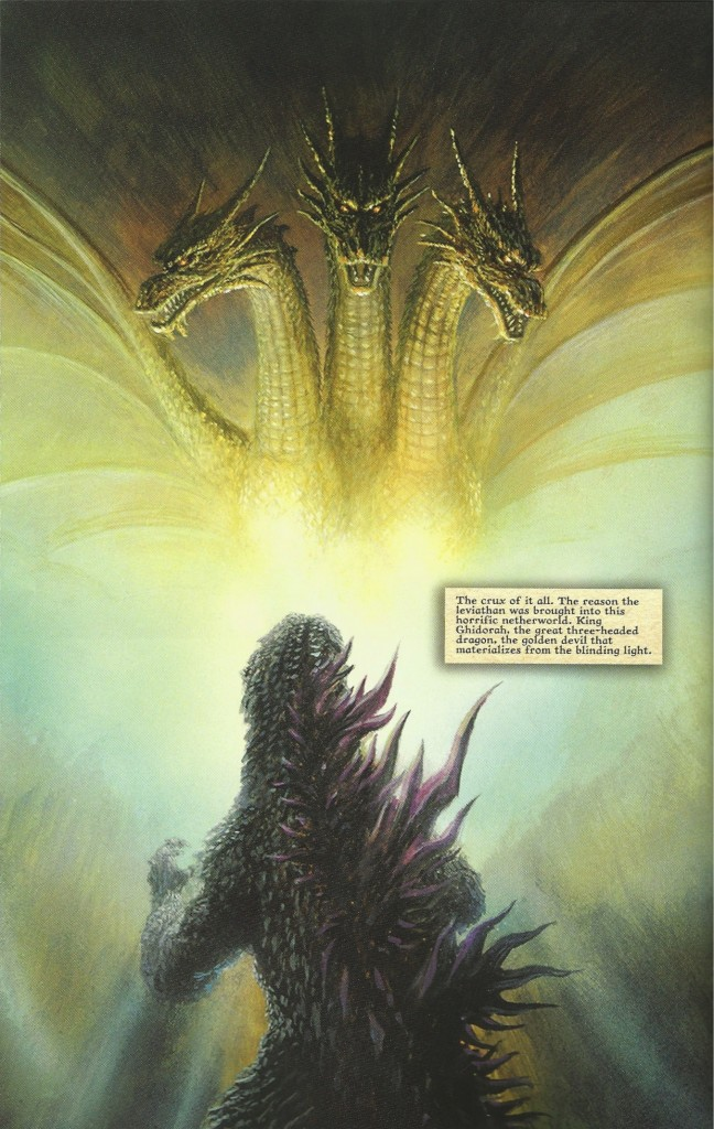 Comic Review: Godzilla in Hell #2 - Ghosts of the Past