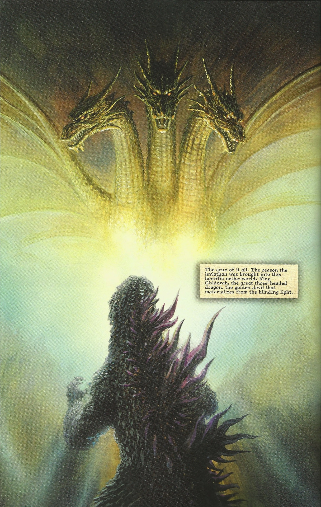 Comic Review: Godzilla in Hell #2 – Ghosts of the Past