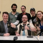 BALTIMORE COMIC-CON: Death Wish Coffee Presents - Comic Creators Drinking Coffee Panel