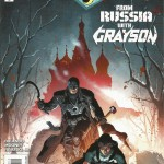 Comic Review: Midnighter #4 – From Russia With Grayson
