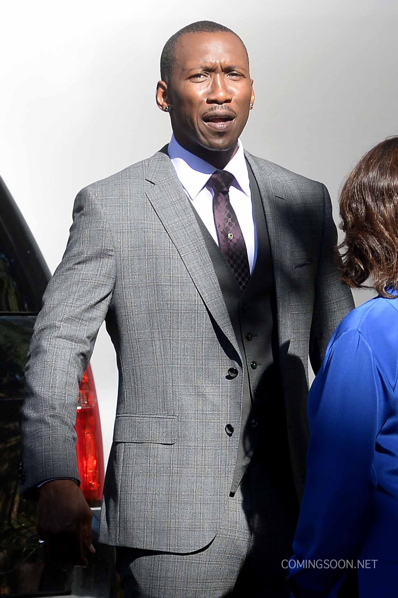 51850665 Stars are spotted on the set of the upcoming Netflix TV series 'Luke Cage' filming in New York City, New York on September 15, 2015. Stars are spotted on the set of the upcoming Netflix TV series 'Luke Cage' filming in New York City, New York on September 15, 2015. Pictured: Mahershala Ali FameFlynet, Inc - Beverly Hills, CA, USA - +1 (818) 307-4813