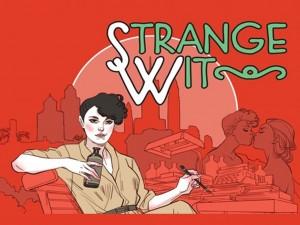Kickstarter Pick: Strange Wit - Original Graphic Novel About Jane Bowles