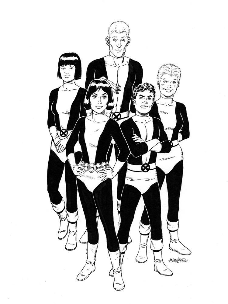 BALTIMORE COMIC CON: Marvel's New Mutants Panel