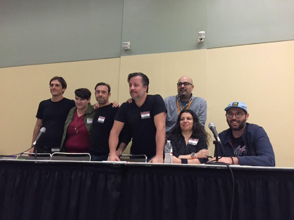 BALTIMORE COMIC-CON: Flying High With Hang Dai - Panel Recap