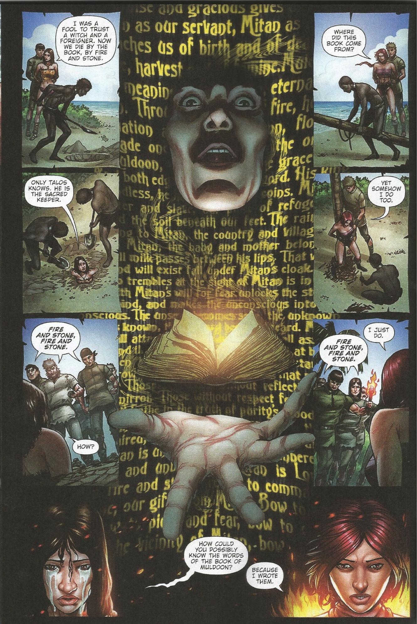 Indieic Review: Sevara  The Graphic Novel