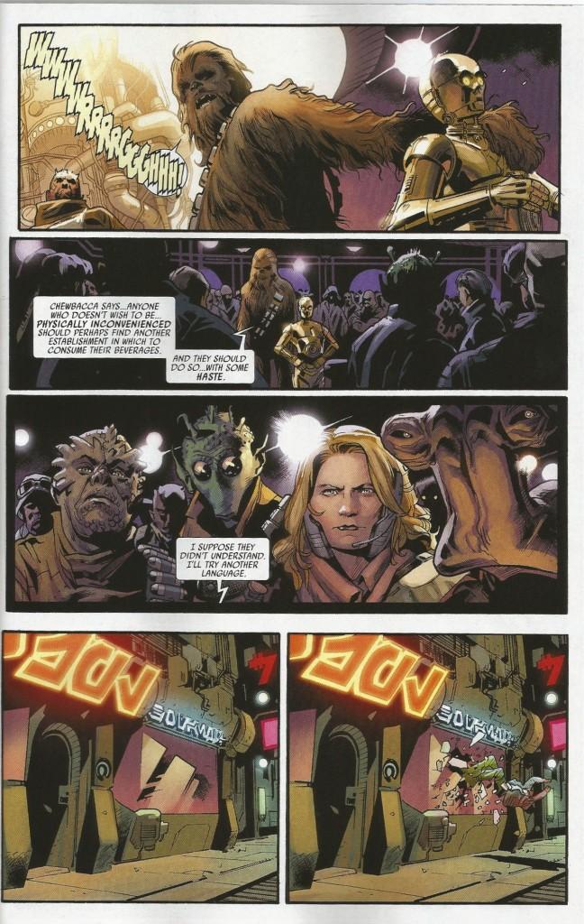 COMIC REVIEW: Star Wars #10 - Showdown