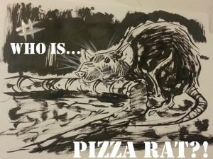 KICKSTARTER PICK: Who is Pizza Rat? - FanboysInc
