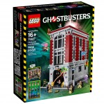 Lego Ghostbusters Firehouse Headquarters Pics